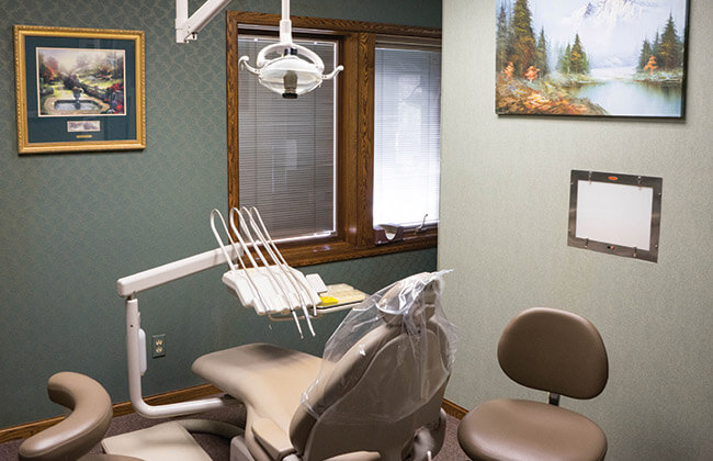 Region Dental Procedure room